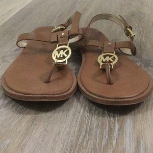 Michael Kors Nude Sandals